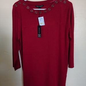NWT Cable and guage Sweater
